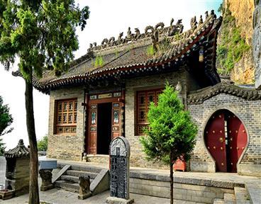 Zhang San Feng Temple