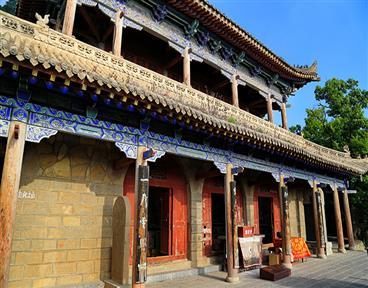 Sun Si Miao Temple