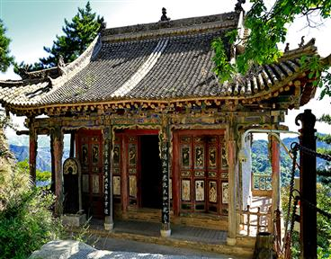 Dragon Kings Temple