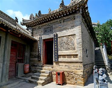 Yao Shun Yu Temple